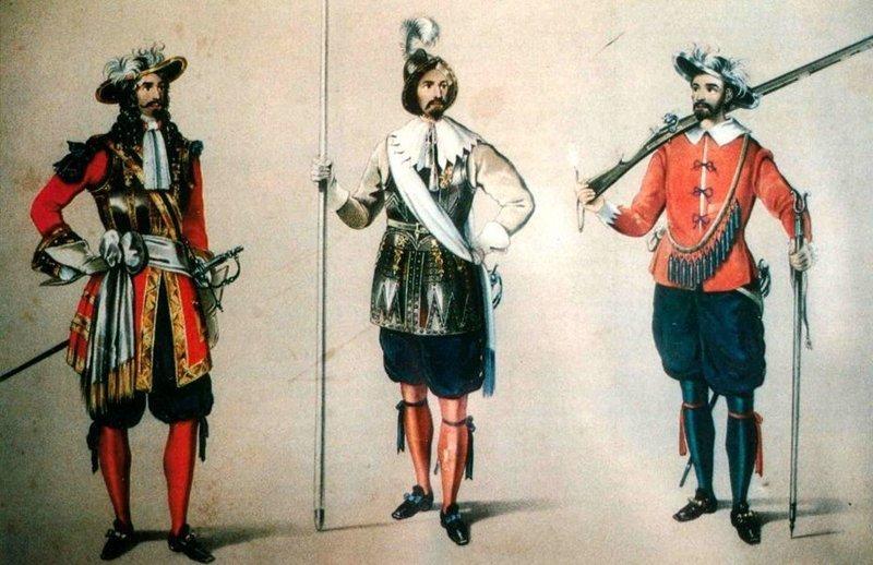 Рождение британской гвардии великобритания, гвардия, история, факты