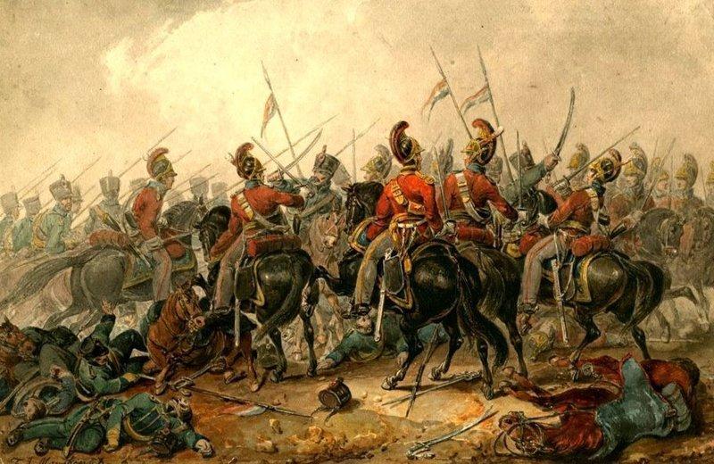 Конногвардейцы великобритания, гвардия, история, факты