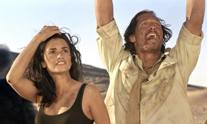3. Сахара, (2005 год) голливуд, звезды кино, кино, провал в прокате, убытки