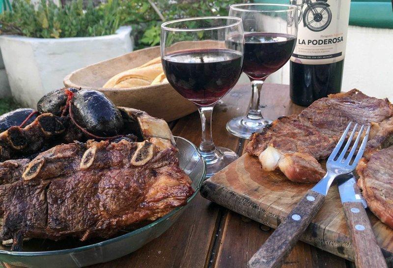 Асадо - мясо по-аргентински видео, вкусно, кулинария, мясо, рецепт