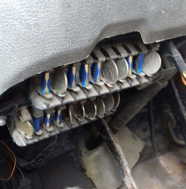 Ремонт авто своими руками или как не надо делать жесть на сто, как не надо делать, прикол, ремонт авто своими руками, сто