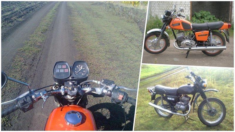 Мотоциклы, о которых мечтали все мальчишки в СССР СССР, мото, мотоциклы, мотоциклы ссср, ностальгия, советские мотоциклы