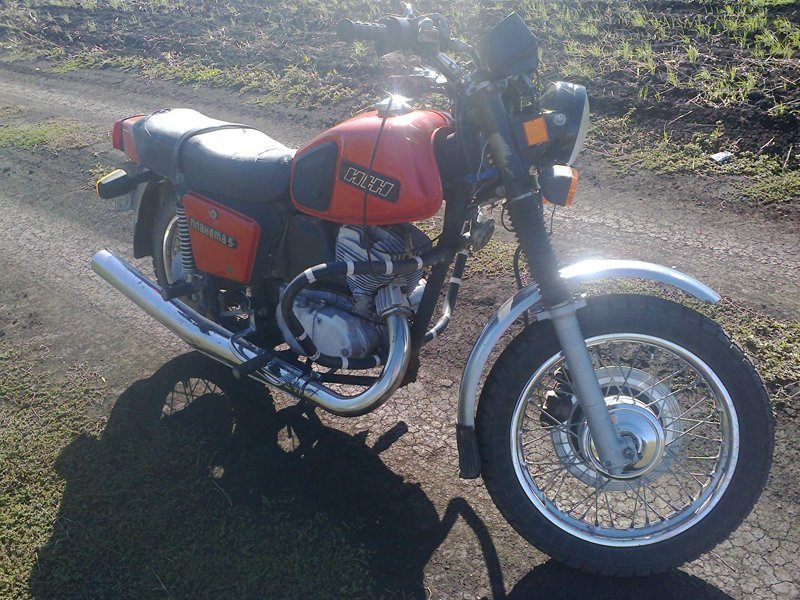 ИЖ Планета-5 СССР, мото, мотоциклы, мотоциклы ссср, ностальгия, советские мотоциклы