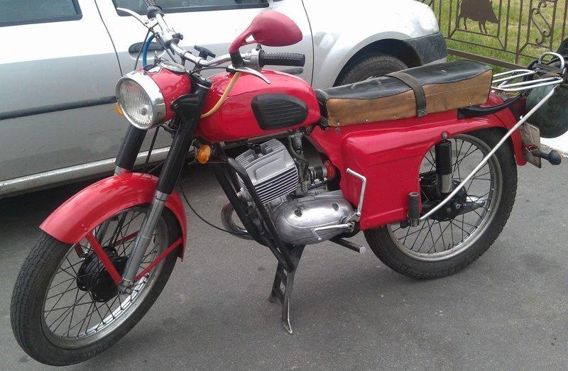 Минск М-106 СССР, мото, мотоциклы, мотоциклы ссср, ностальгия, советские мотоциклы