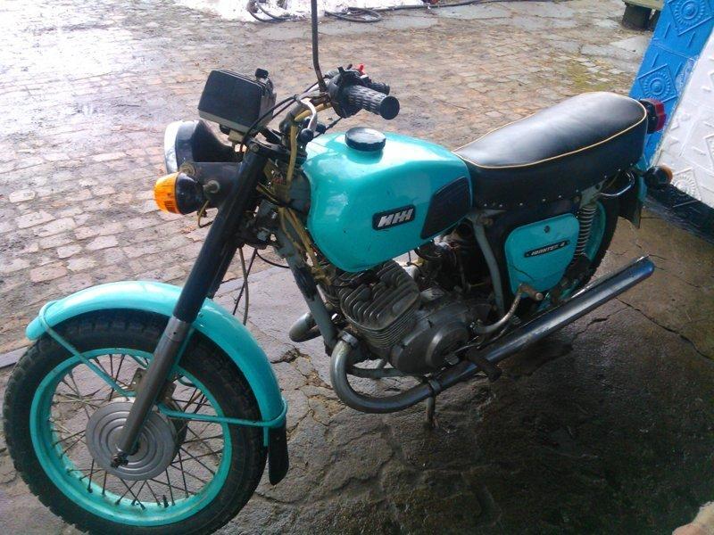ИЖ Юпитер-4 СССР, мото, мотоциклы, мотоциклы ссср, ностальгия, советские мотоциклы