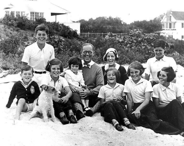 Лоботомия в семье Кеннеди интересное, люди, мистика, необычное, поступки, странности, факты, явления