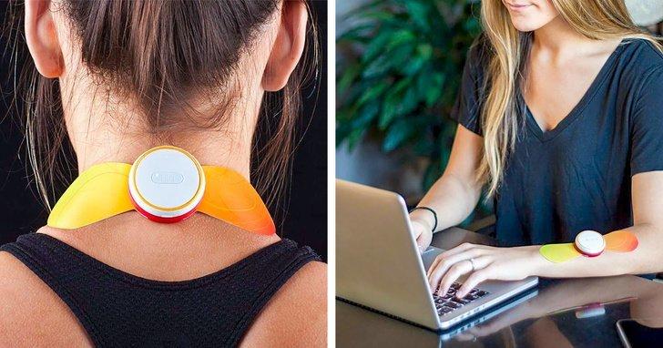 Эта магическая штуковина призвана избавлять вас от боли в разных местах будущее, в мире, гаджеты, где купить, круто, технология