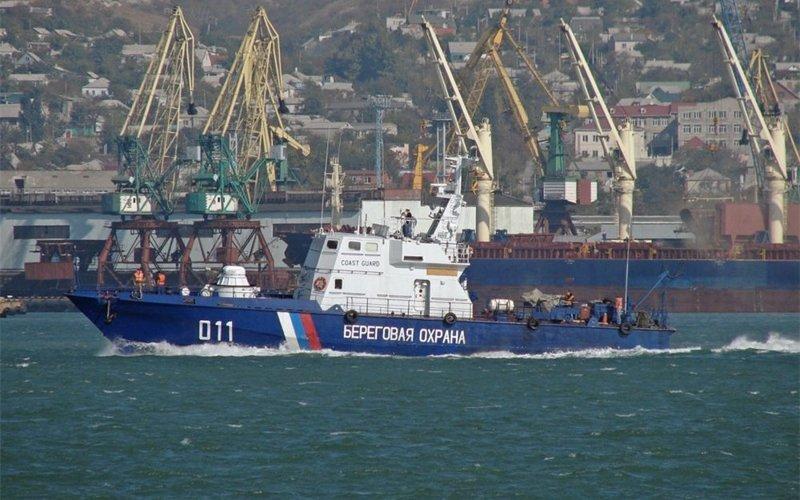 Патрульный катер проекта 14310 «Мираж» газовый флот, коммерческий флот, оффшорный флот, пассажирский флот, рыболовный флот, современный флот, танкерный флот, транспортный флот