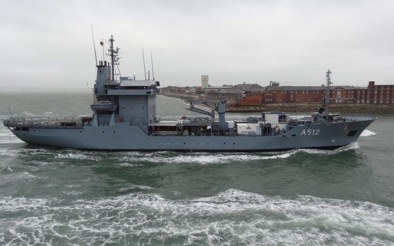Вспомогательные корабли класса «Elbe» газовый флот, коммерческий флот, оффшорный флот, пассажирский флот, рыболовный флот, современный флот, танкерный флот, транспортный флот