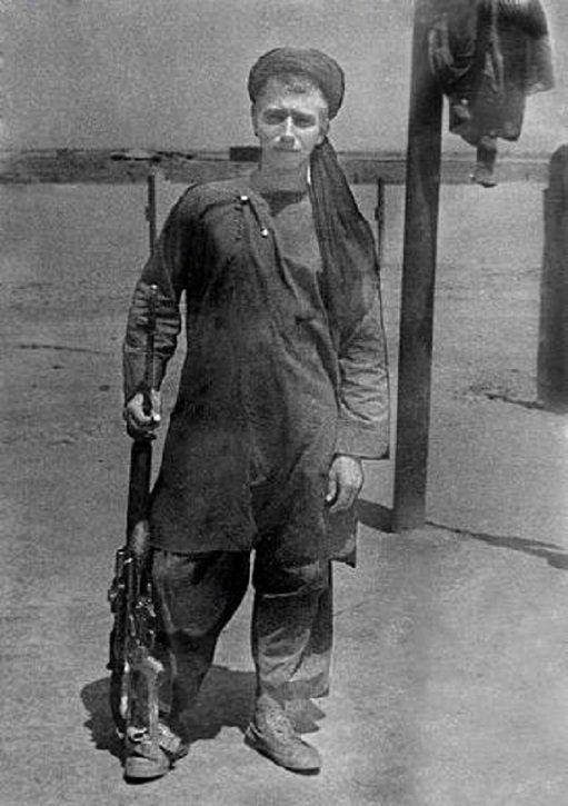 А.Горячев (погиб) афган, война, история, факты