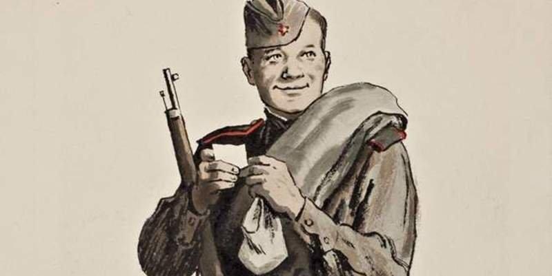 От Васи Тёркина к Василию Тёркину Великая Отечественная Война, вов, война, литература, подвиг, поэзия
