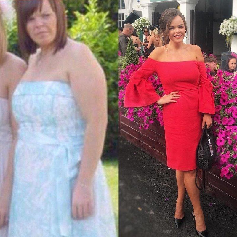 14. Вера доказала, что лишний вес - это болезнь, которую можно победить  диета, до и после, до и послу похудения, трансформация, фото