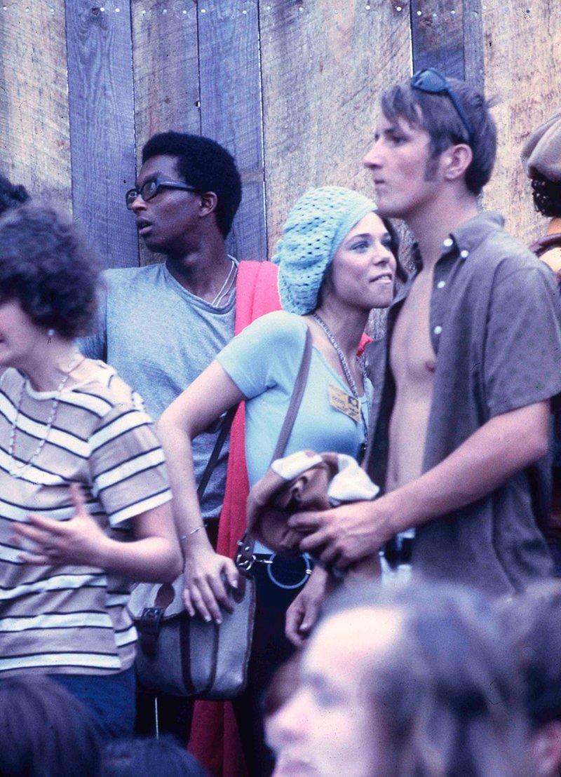Яркие девушки рок-фестиваля Вудсток 1969 Фестиваль, девушки, музыка