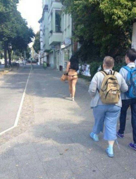 Что получается, когда фотограф мужчина девушки, подсмотрел, улица, фото, юмор