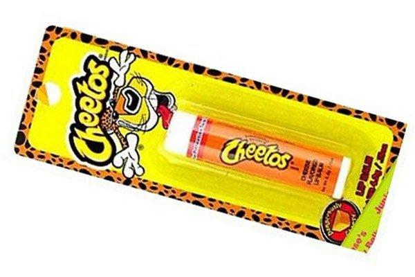 Бальзам для губ от Cheetos гении креатива, еда, креатив, новый продукт, провал, фиаско