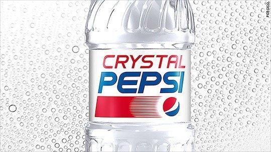 Эксперименты с Pepsi гении креатива, еда, креатив, новый продукт, провал, фиаско