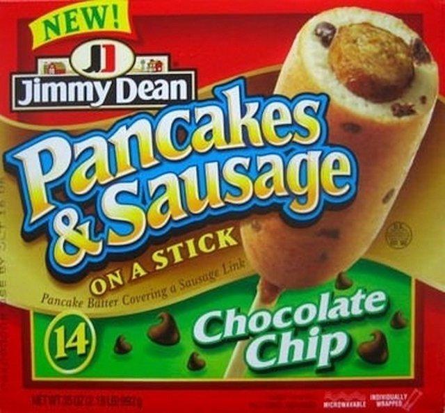 Сосиска в шоколаде гении креатива, еда, креатив, новый продукт, провал, фиаско