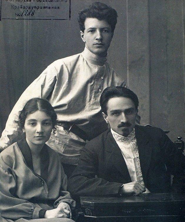 Микоян Артём Иванович (1905-1970) с родителями биография, детство, интересное, конструкторы, ученые