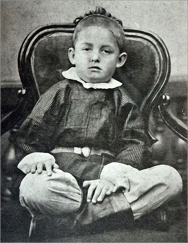 Константин Эдуардович Циолковский в возрасте 5 лет биография, детство, интересное, конструкторы, ученые