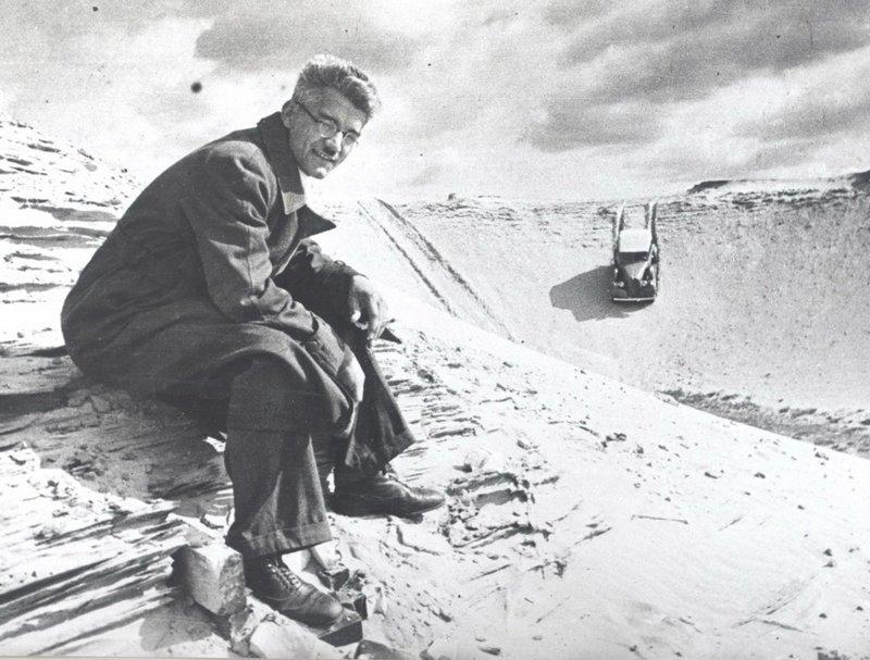 Виталий Андреевич Грачёв  на испытаниях биография, детство, интересное, конструкторы, ученые