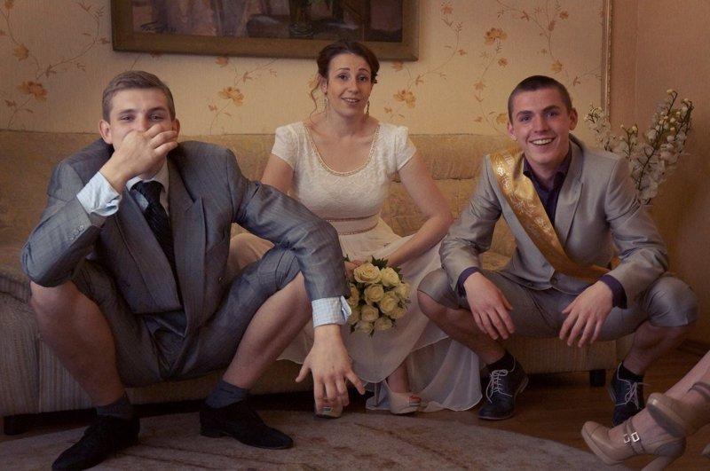 Свадьба повышенной четкости деревня, прикол, челка, четкость, юмор