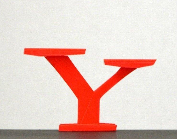 12. Yahoo бытовые предметы, дизайнер, идея, креатив, логотип, фантазия