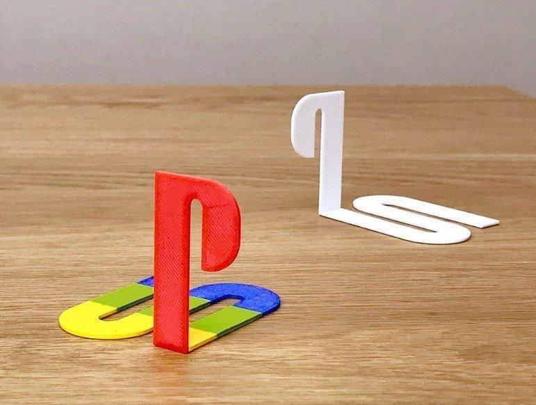 15. Playstation бытовые предметы, дизайнер, идея, креатив, логотип, фантазия