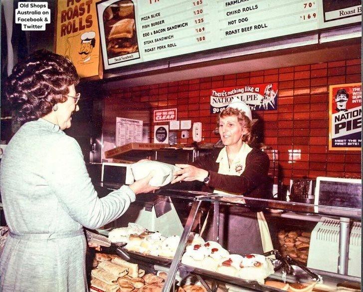 Австралия, 1985  в мире, время, люди, магазин, ностальгия, прошлое