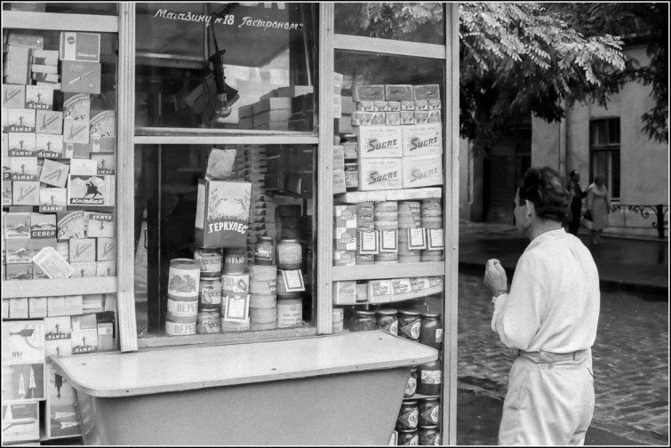 Одесса, 1965 в мире, время, люди, магазин, ностальгия, прошлое