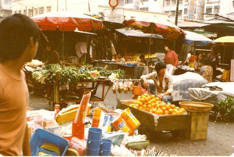 Гонконг, 1980 в мире, время, люди, магазин, ностальгия, прошлое