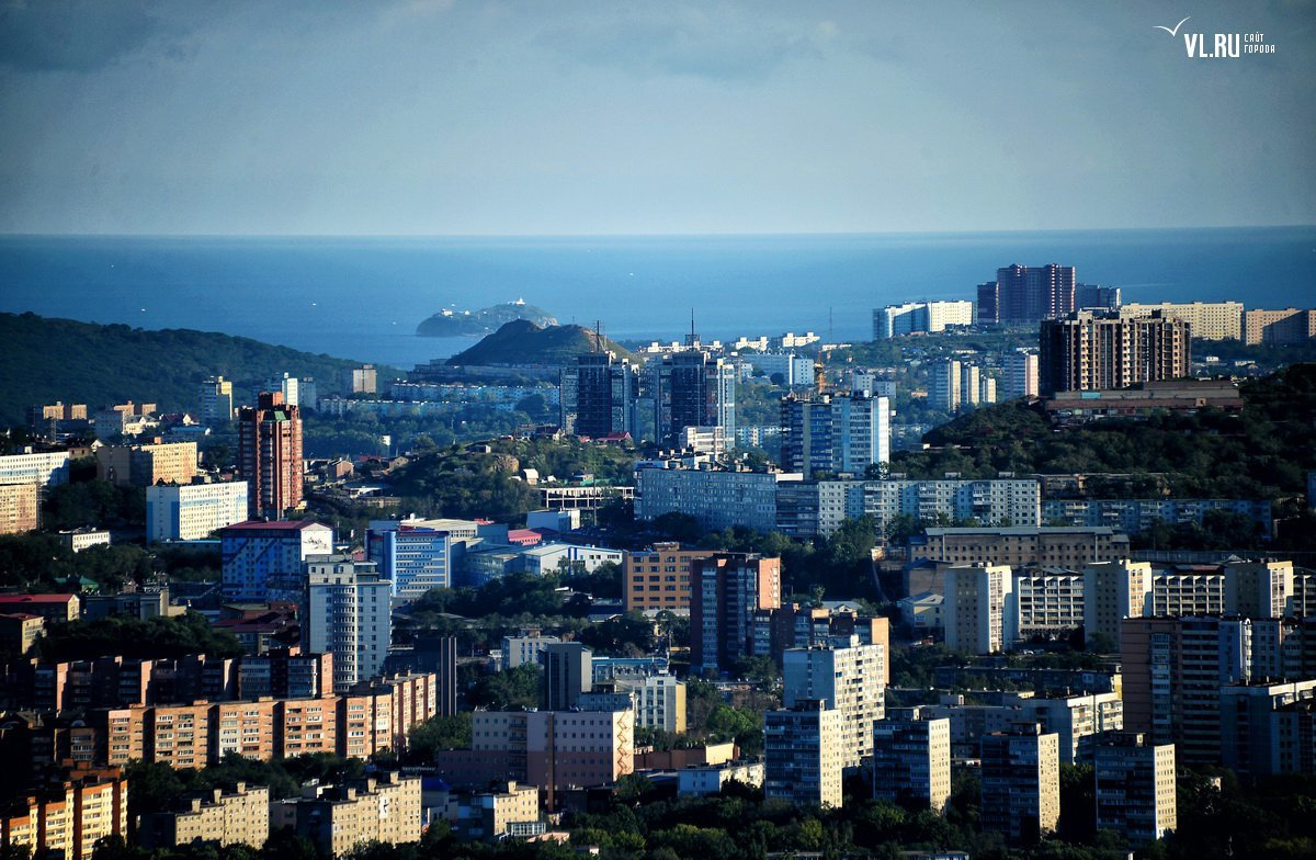 большие владивосток с высоты птичьего полета фото наличии вакансий городских