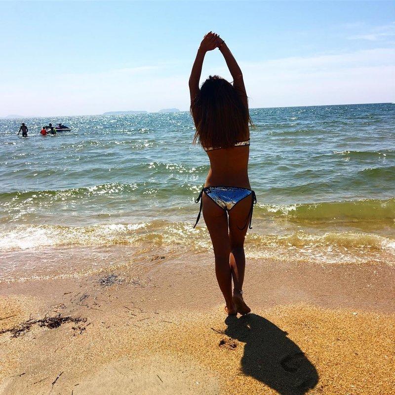 Горячие фотки с Дальнего Востока Дальний Восток, Домашлино, Приморский край, пляжи, пляжи Дальнего Востока