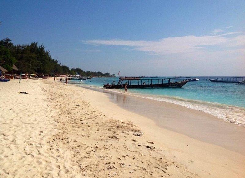 Как правило, отдых на островах архипелага Гили носит экскурсионный характер и длится всего пару дней Гили, землетрясение, индонезия, ломбок, мир, остров, эвакуация