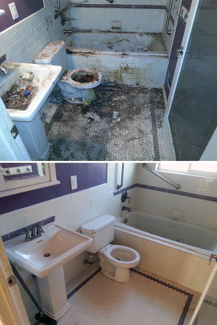Дом-монстр - до и после все сверкает, до и после, мойка, на уборку становись, результаты уборки, уборка, чистка, чистота залог здоровья