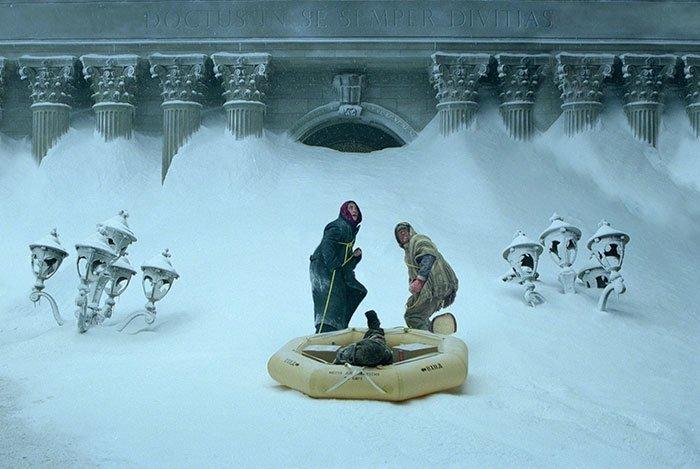 """18. """"Послезавтра"""" (2004) дыра, известные фильмы, интересно, кино, недочеты, познавательно, про кино, сюжет"""