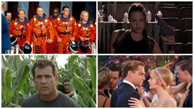 20 известных фильмов, которые не обошлись без киноляпов дыра, известные фильмы, интересно, кино, недочеты, познавательно, про кино, сюжет