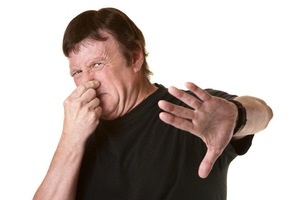 для картинка неприятные запахи физическом