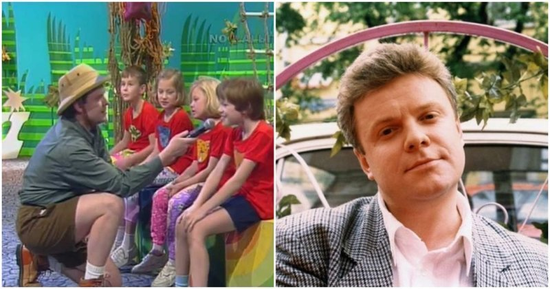 Сергей Супонев - лучший друг детей 90-х Телеведущий, вдудь, видео, знаменитости, интервью, память, сергей супонев, фильм