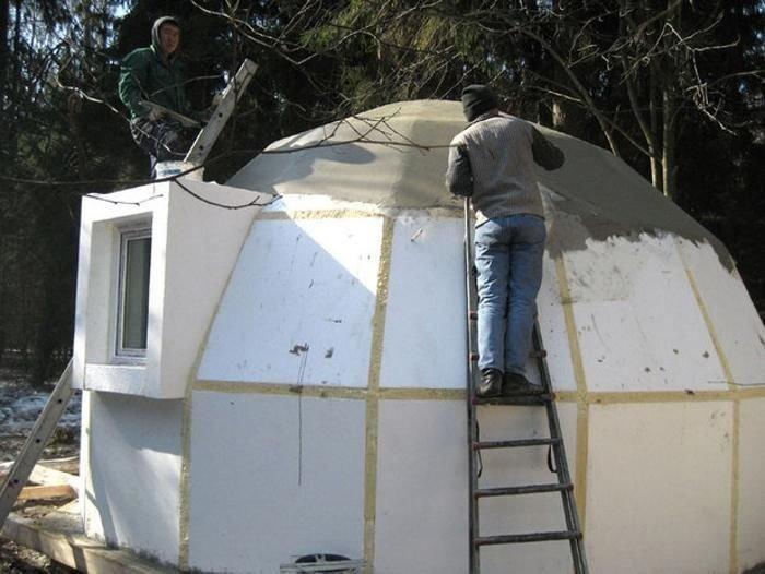 Японцы строят дома за 3 часа, и они способны простоять 300 лет в мире, дома, жилье, люди, стройка, япония