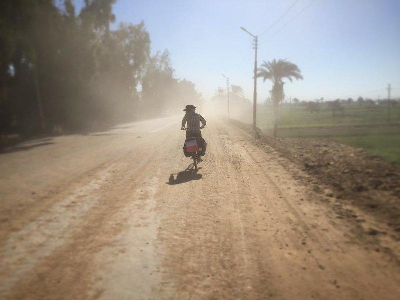 Видимо, из-за того, что многие дороги до сих пор грунтовые агломерация, африка, северная африка, столица Судана, столицы мира, судан, хартум