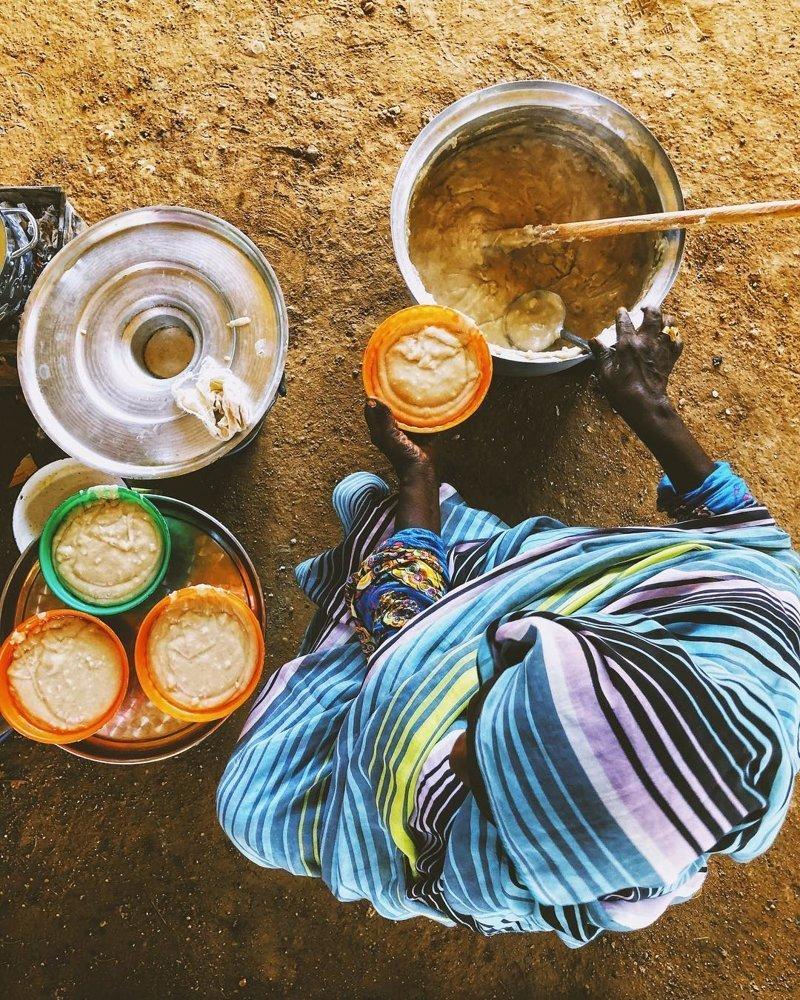 Любимое мясо суданцев — баранина и курица. На гарнир чаще всего готовят рис. агломерация, африка, северная африка, столица Судана, столицы мира, судан, хартум