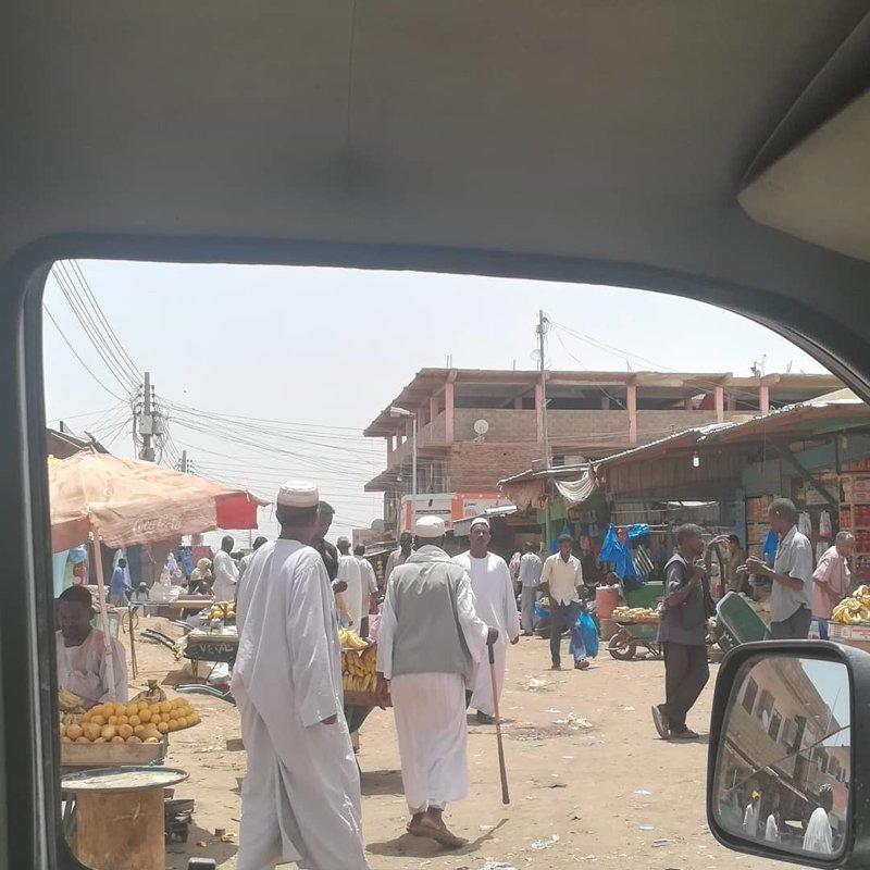 Рынок агломерация, африка, северная африка, столица Судана, столицы мира, судан, хартум