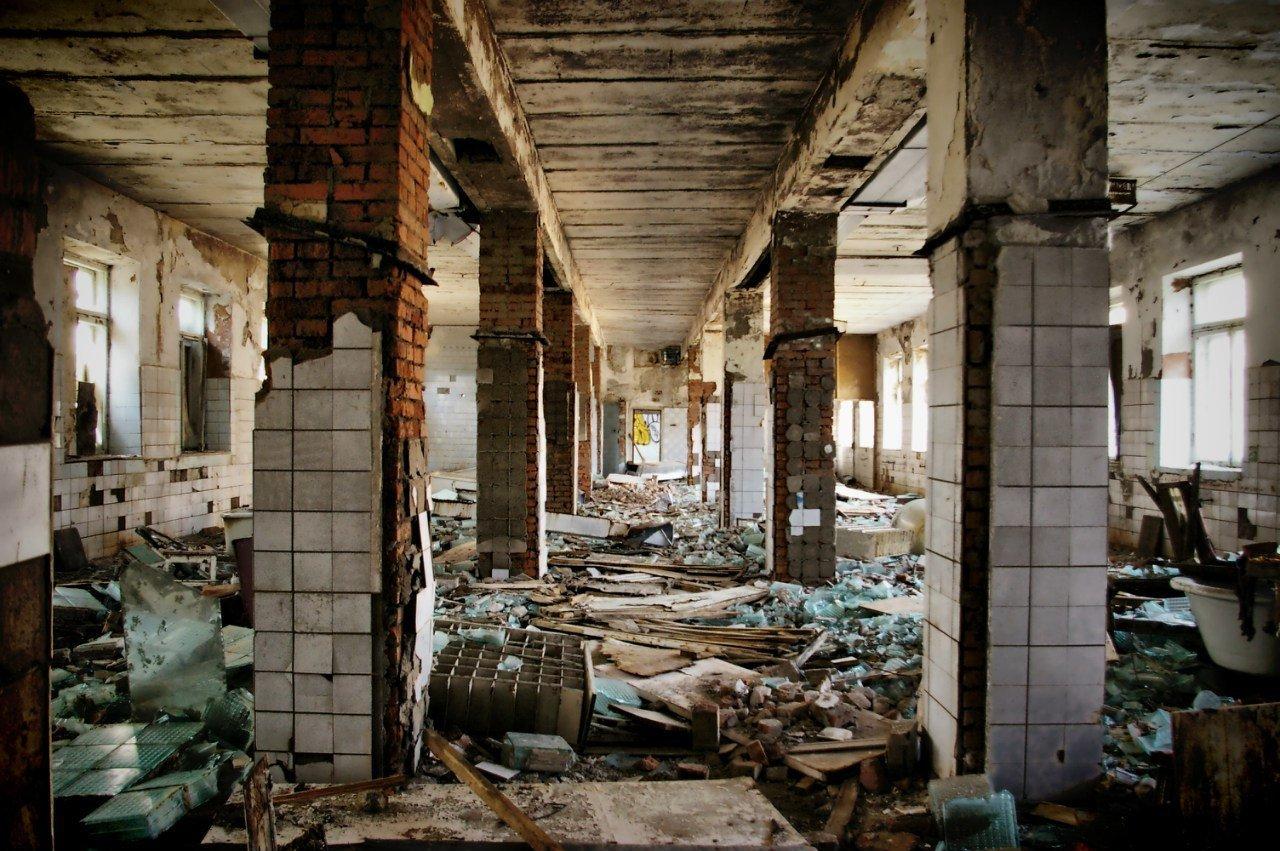 заброшенные заводы подмосковья для фотосессий нашей