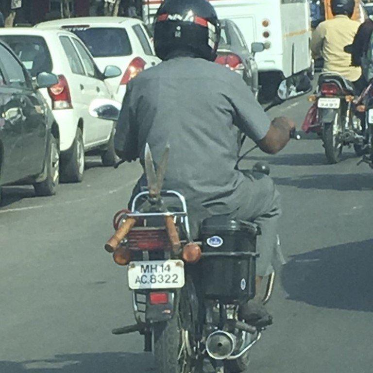 Главное - надеть шлем байкеры, байки, мотофишки, мотоцикл, мотоциклы, на дороге, прикол, юмор