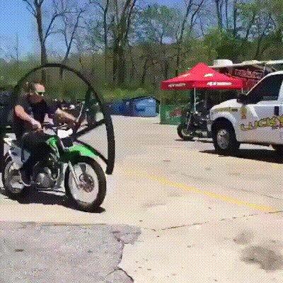 байкеры, байки, мотофишки, мотоцикл, мотоциклы, на дороге, прикол, юмор