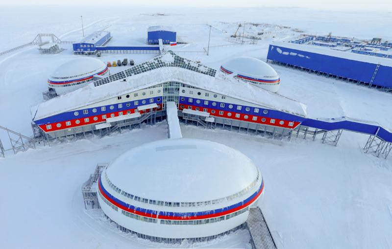 1. Нагурское Города России, за полярным кругом, как живут люди, край вечных льдов, самые северные поселения страны