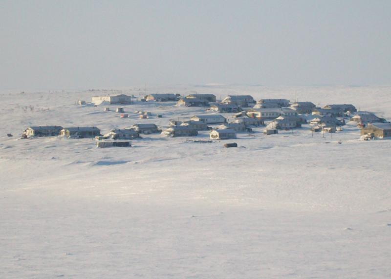 3. Сындасско Города России, за полярным кругом, как живут люди, край вечных льдов, самые северные поселения страны