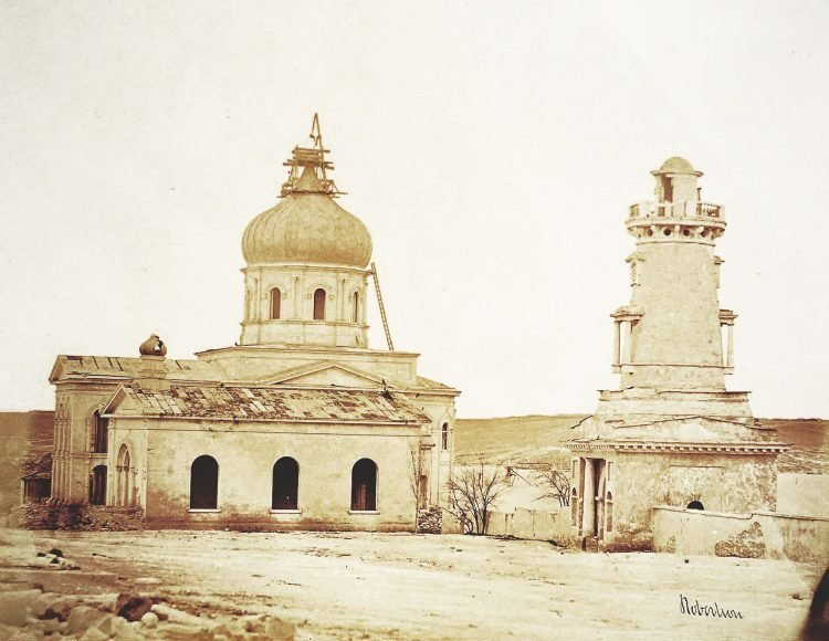 Уникальные фотографии Крымской войны Севастополь, история, крым