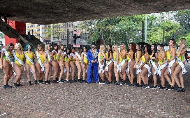 Участниц конкурса красоты обязали предъявлять рентген зада ynews, бразилия, конкурс, новости, рентген, ягодицы
