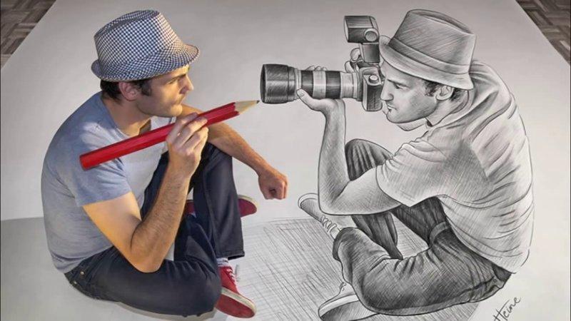 1. Мозг не видит разницы между реальностью и воображением истории, мозг, наука, тренировка мозга